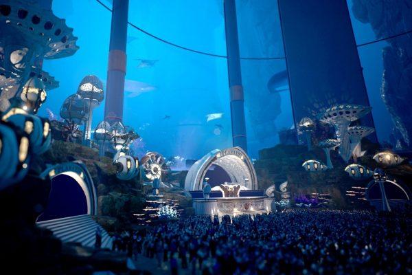 Tomorrowland New Year - Finir l'année en beauté
