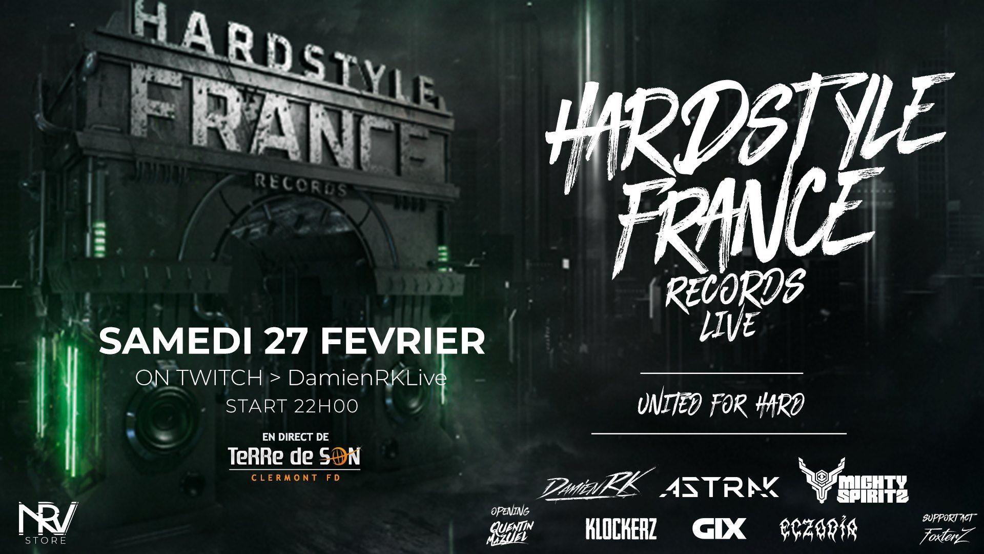 hardstyle france united for hard